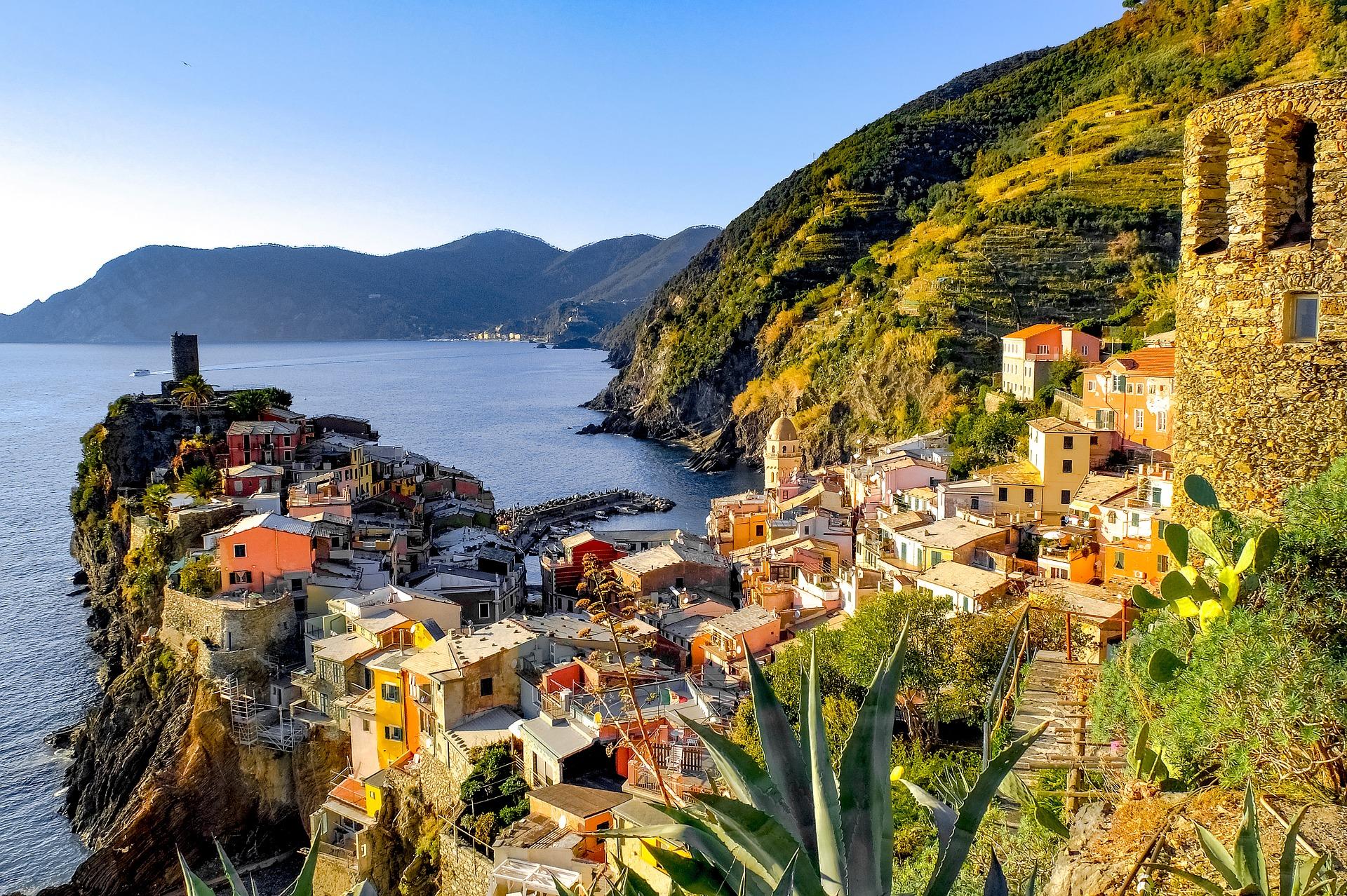 Dove andare in vacanza ad aprile in italia i posti pi for Dove andare in vacanza a novembre in italia