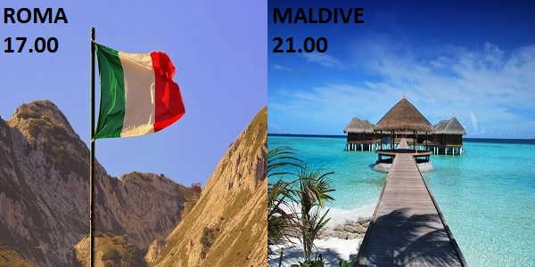 maldive-italia-fuso-orario
