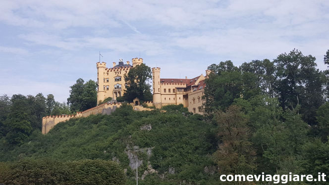 castello-hohenschwangau-germania