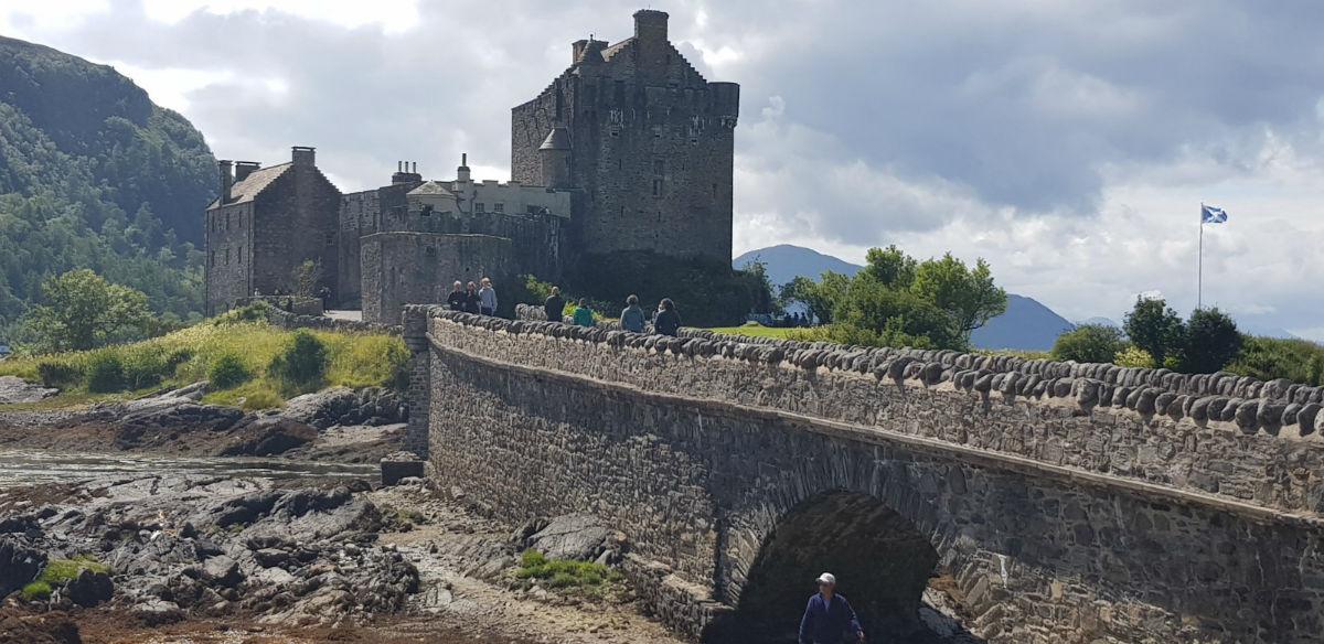 Castello di Eilean Donan - Foto 2