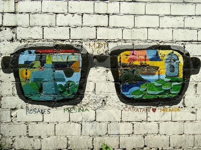 Murales a Manila
