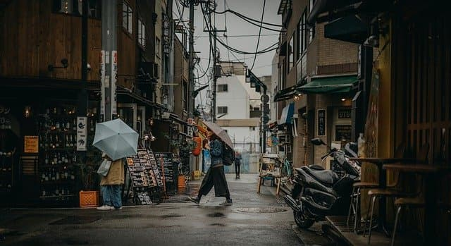 Mercato a Tokyo